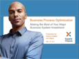 Business Process Optimization Webinar