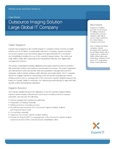 Outsource Imaging Solution: Large Global IT Company