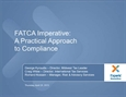 FATCA Imperative: A Practical Approach to Compliance